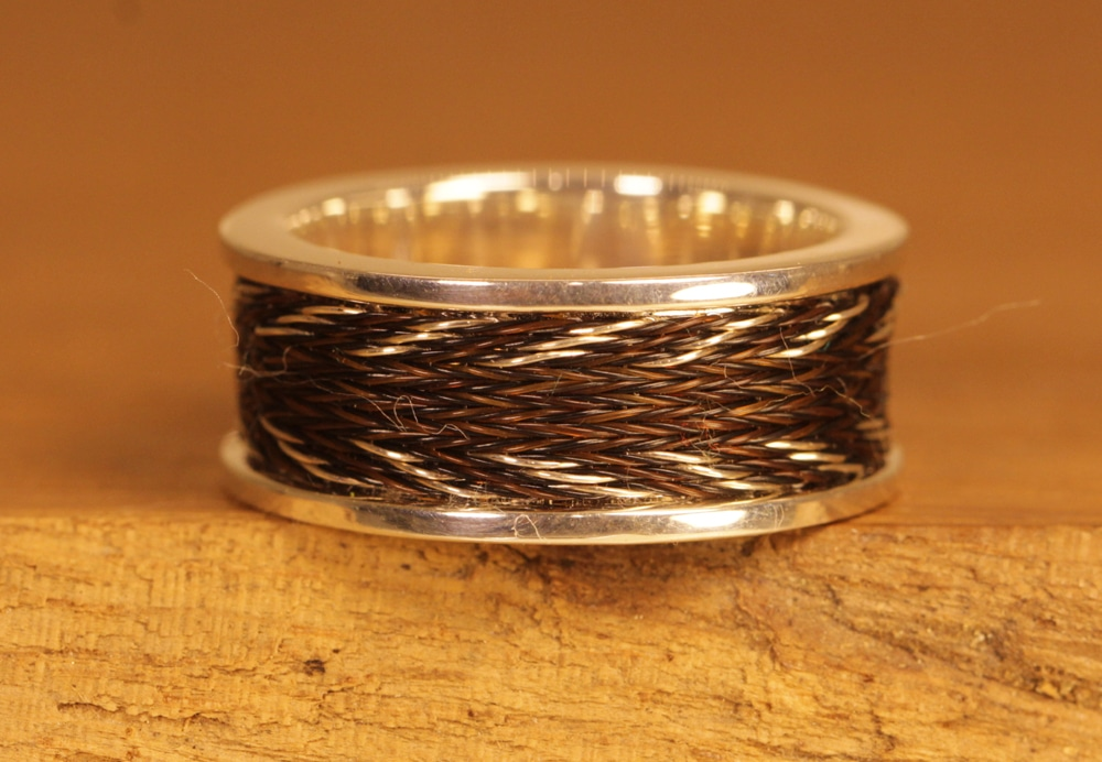 Horse hair jewelry 100