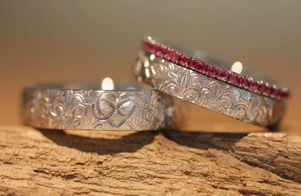 100 anillos de boda