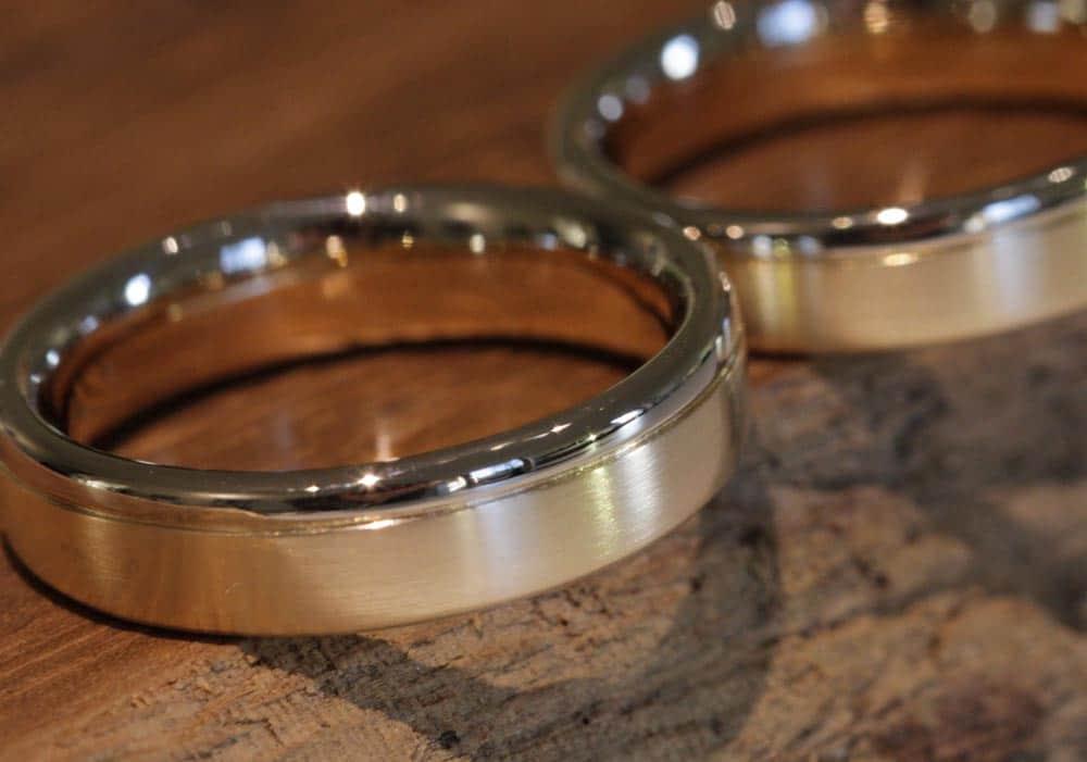 133 anillos de boda