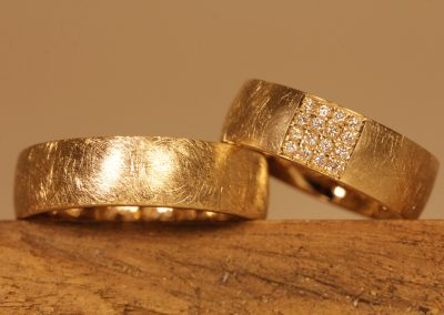 007a wedding rings