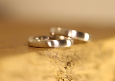Anillos de boda platino (2)