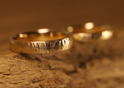 Forged wedding rings (4)