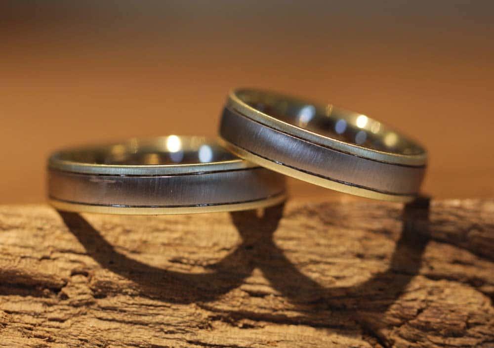 107a anillos de boda