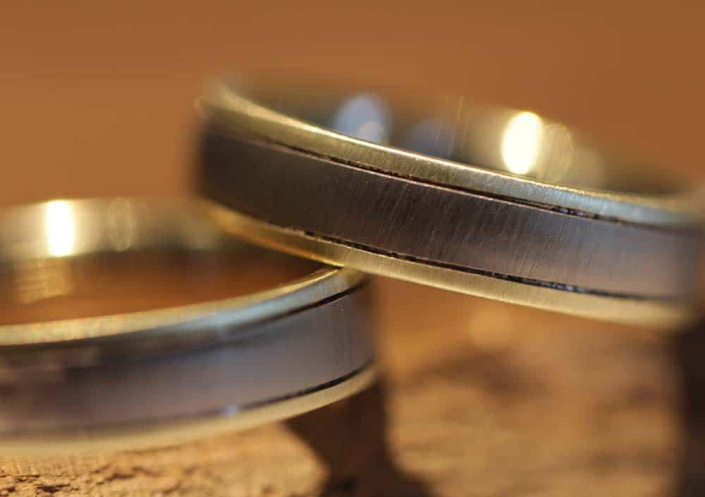 107b anillos de boda